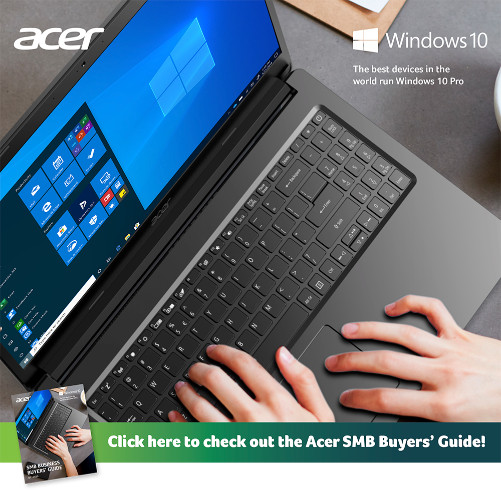 Click here to check out the Acer SMB Buyer's Guide