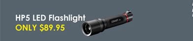 Coast HP5 LED Flashlight