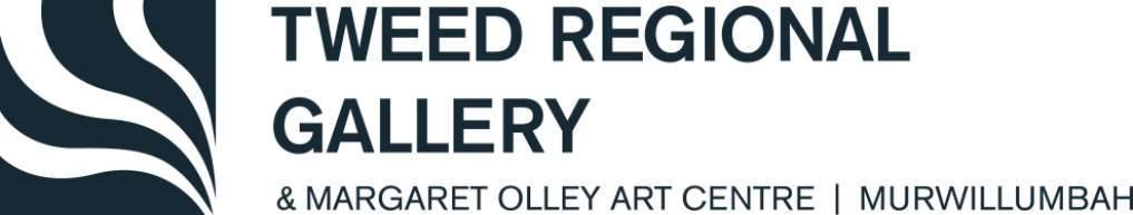 Tweed Regional Gallery & Margaret Olley Art Centre logo