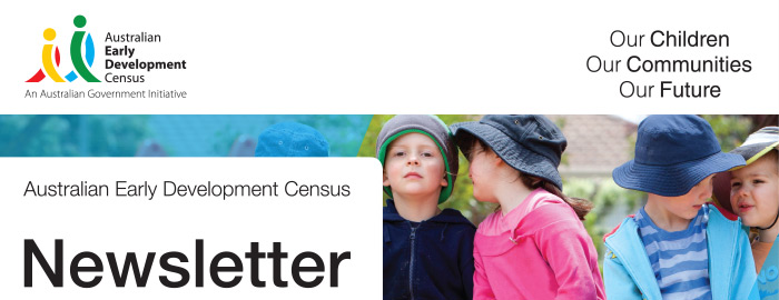 Australian Early Development Census-Newsletter