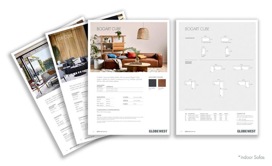 Indoor Modular Sofa brochures