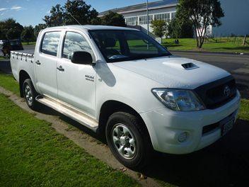 2009 Hilux Diesel
