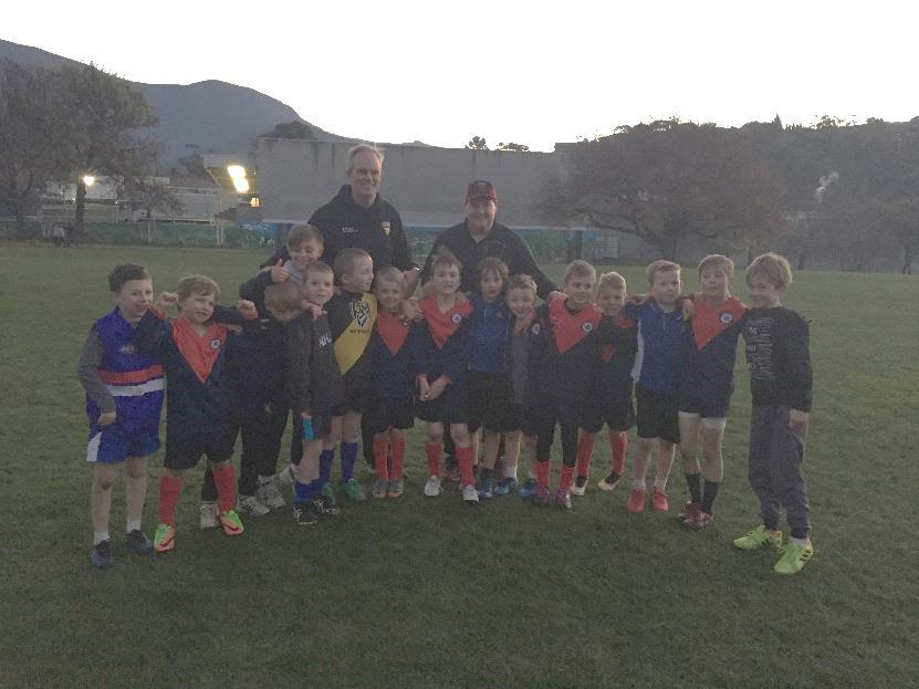 North hobart junior football club