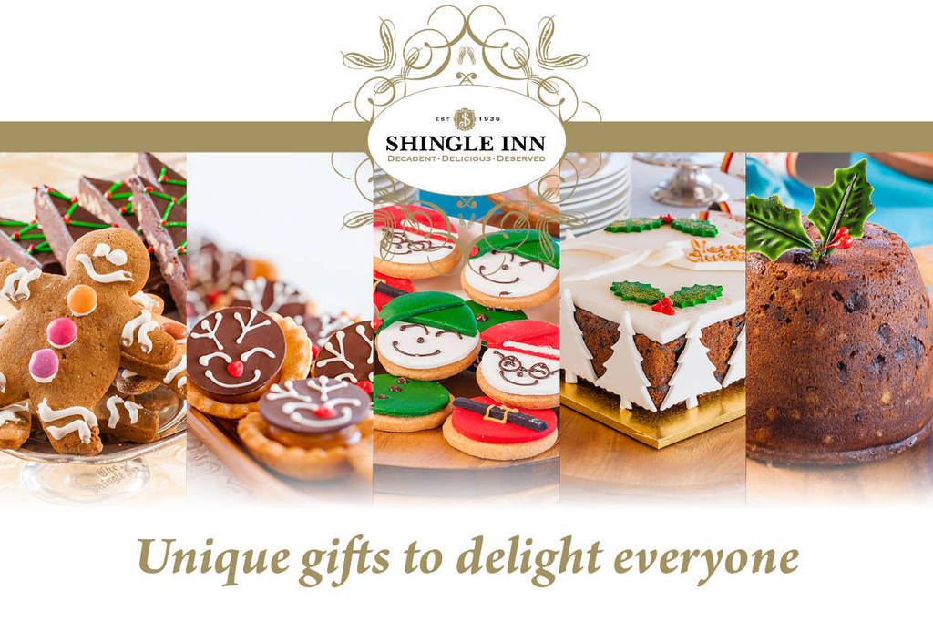 Shingle Inn Christmas Product Range