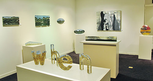 Distant Horizons exhibition